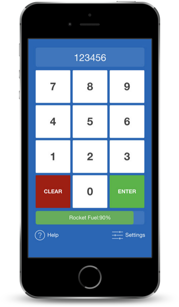 Lunch Code App for iOS and Android